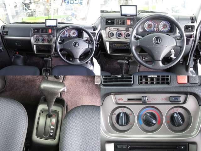 L 4WD・ポータブルナビ(13枚目)