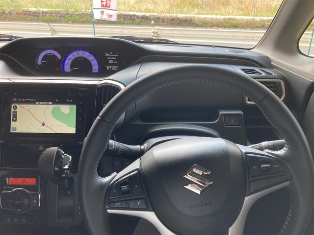 ハイブリッドMV メモリーナビ フルセグ バックカメラ アラウンドビューカメラ Bluetooth接続 オートスライドドア 衝突軽減ブレーキ スマートキー(25枚目)