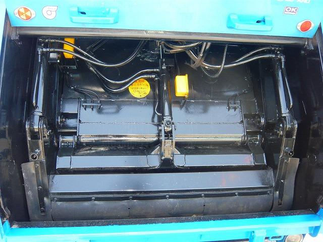 三菱ふそう キャンター パッカー車 4.2立米 プレス式 フジマイティー