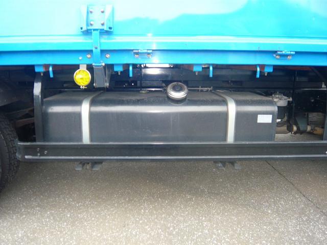 三菱ふそう キャンター ワイドロング平ボデー積載4.5トン
