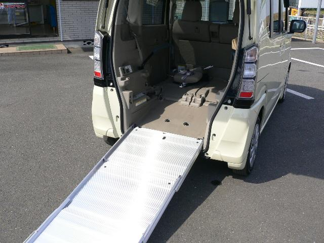 ホンダ N BOX+ G・Lパッケージ 車いすスロープ仕様電動
