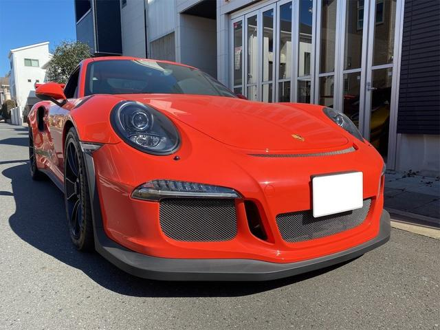 911GT3 911GT3RS(2枚目)