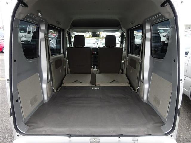商業用バンです!開口部が広く、乗り降りはもちろん搬入もしやすい♪床面が平らなのも嬉しい(^^)