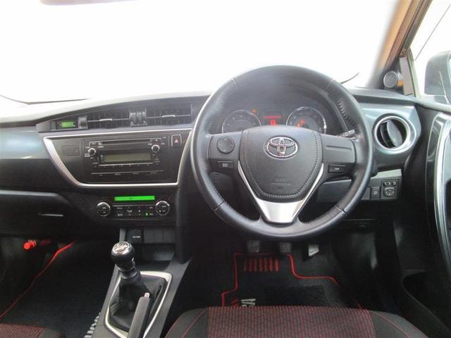 RS Sパッケージ HIDヘッドライト 2エアバッグ 横滑り防止機能 6速マニュアル オートライト スマートキー プッシュスタート イモビライザー 純正アルミホイール ステアリングスイッチ CD(4枚目)