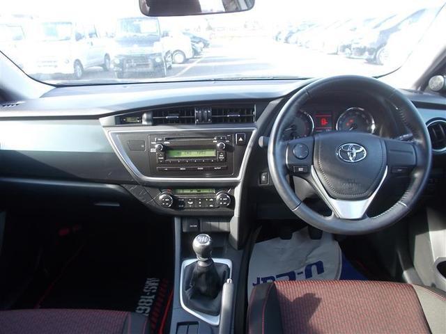 RS Sパッケージ HIDヘッドライト 2エアバッグ 横滑り防止機能 6速マニュアル オートライト スマートキー プッシュスタート イモビライザー 純正アルミホイール ステアリングスイッチ CD(8枚目)