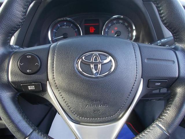 RS Sパッケージ HIDヘッドライト 2エアバッグ 横滑り防止機能 6速マニュアル オートライト スマートキー プッシュスタート イモビライザー 純正アルミホイール ステアリングスイッチ CD(9枚目)