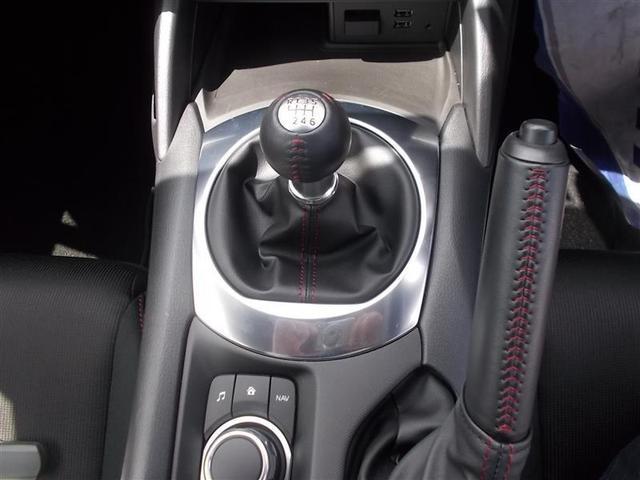 S フルセグ メモリーナビ DVD再生 ETC ドラレコ LEDランプ アイドリングストップ ルーフオープン 6速マニュアル スマートキー プッシュスタート イモビ ステアリングスイッチ USB入力端子(10枚目)