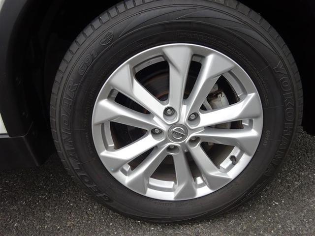 20Xエマージェンシー 4WD フルセグ メモリーナビ DVD再生 バックカメラ 衝突被害軽減システム LEDヘッドランプ アイドリングストップ 横滑り防止機能 スマートキー プッシュスタート イモビ シートヒーター(7枚目)