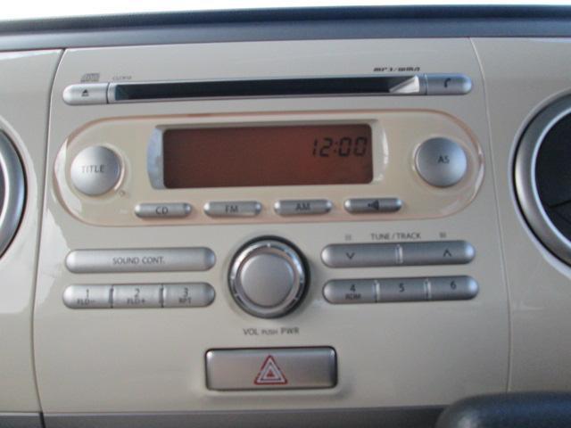 スズキ アルトラパン X プッシュスタート スマートキー CD イモビライザー