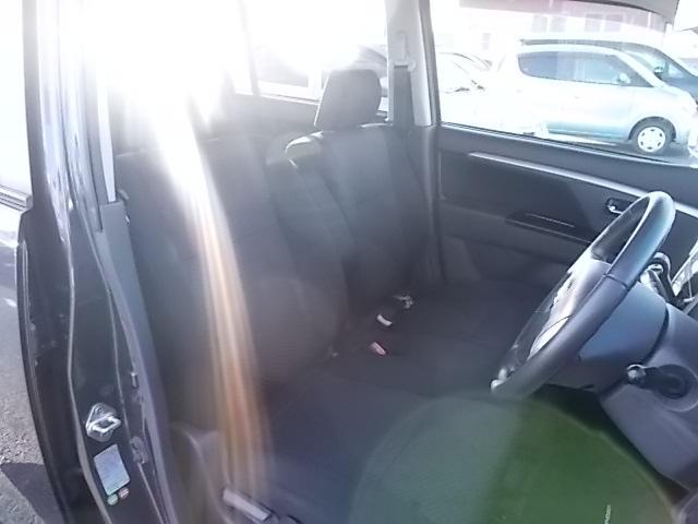 スズキ ワゴンRスティングレー X CD アルミホイール ベンチシート HIDライト