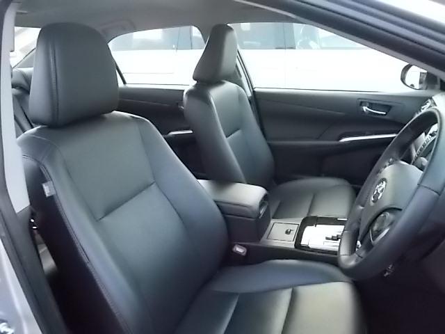 トヨタ カムリ ハイブリッド レザーパッケージ HDDナビ フTV ETC
