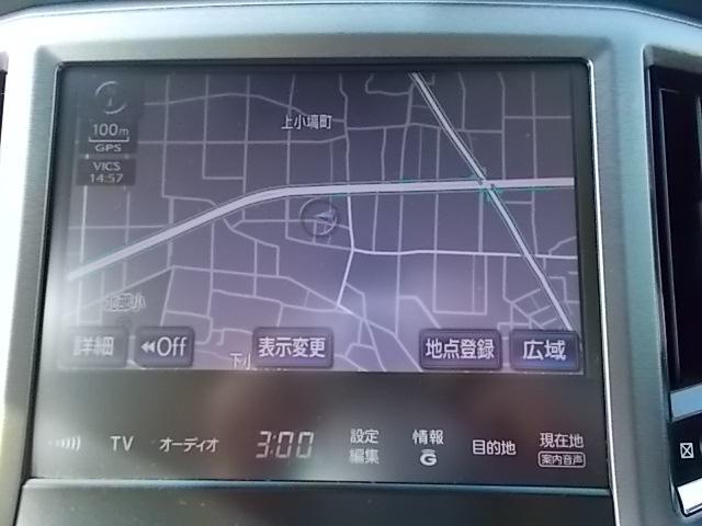 トヨタ クラウン ロイヤルサルーン HDDナビ フTV バックモニタ ETC