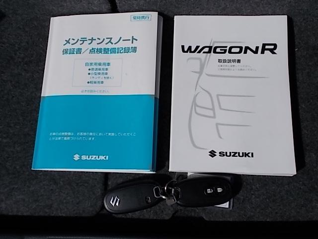 スズキ ワゴンRスティングレー X スマートキー イモビライザー HID CD