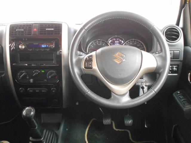 スズキ ジムニー ランドベンチャー 5速マニュアル 4WDターボ シートヒータ