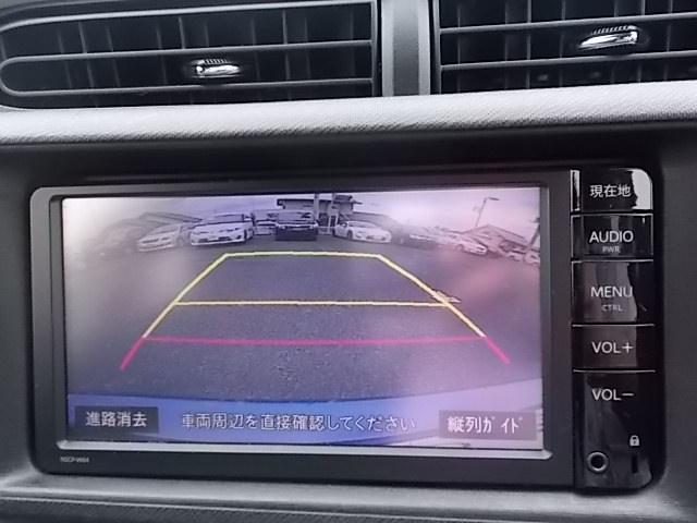 トヨタ アクア S SDナビ ワTV バックM イモビ プッシュスタート