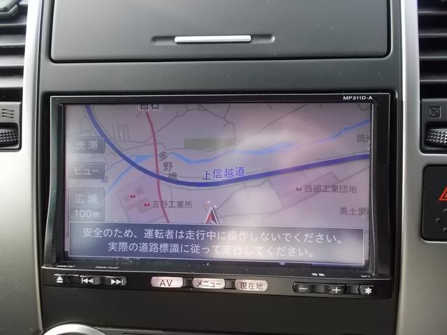 15M FOUR SV+プラズマ SDナビ フTV ETC(13枚目)