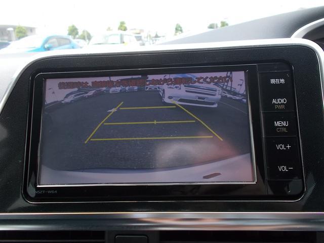 バックモニタ-付き☆★ 運転席にいながら後方の確認ができるので、バック駐車がスム-ズ♪