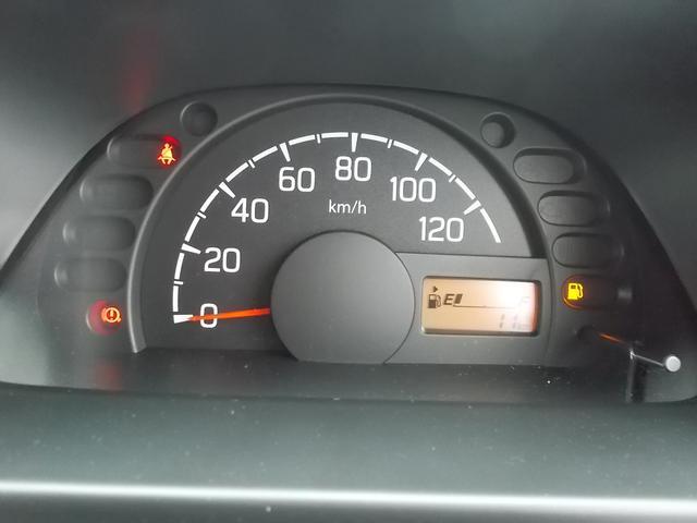 X 4WD 5速マニュアル車 CD キーレス(8枚目)