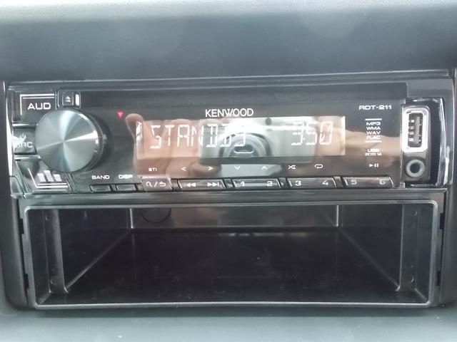 X 4WD 5速マニュアル車 CD キーレス(9枚目)