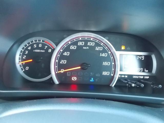 【エコドライブの コツ はこれ!】 走行中、ディスプレイに平均燃費やアイドリングストップ時間等を見やすく表示♪ 楽しみながらの運転で、節約上手に(^^)