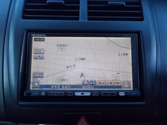 T 4WDターボ車 HDDナビ ワTV シートヒーター(9枚目)