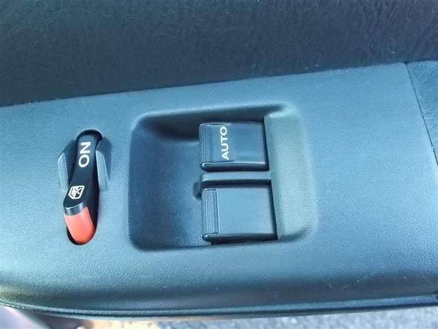 運転席は、オートタイプのウインドウです!