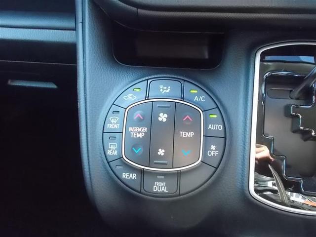 ●デュアルオートエアコン●!運転席と助手席で、それぞれお好みに合わせて温度設定が行えます♪