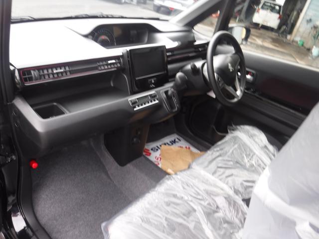 スズキ ワゴンRスティングレー L スマートキー LEDライト 登録済み未使用車