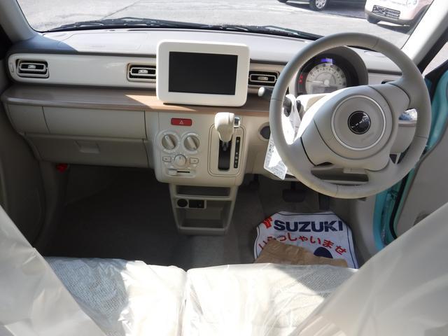 スズキ アルトラパン S ツートンカラー