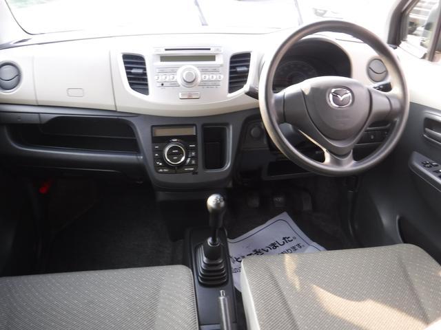 マツダ フレア XG 5速マニュアル アイドリングSTOP ワンオーナー