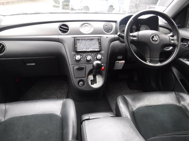 三菱 エアトレック ターボR HDDナビ Tベルト交換済み ETC 4WD