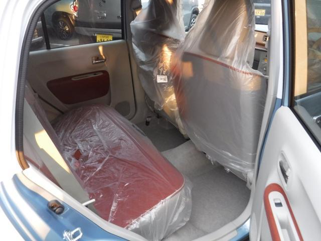 スズキ アルトラパン Sセレクション 届出済み未使用車 新車保証付き