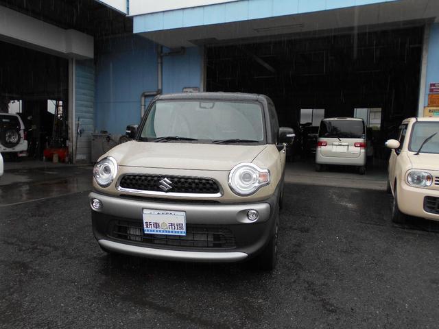 「スズキ」「クロスビー」「SUV・クロカン」「栃木県」の中古車2