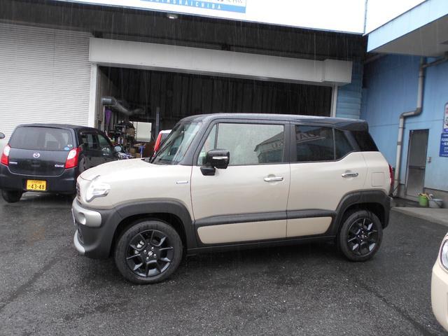 「スズキ」「クロスビー」「SUV・クロカン」「栃木県」の中古車4