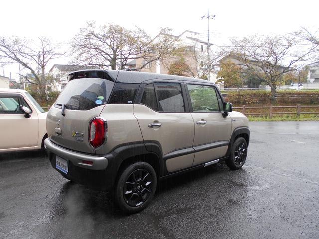 「スズキ」「クロスビー」「SUV・クロカン」「栃木県」の中古車5