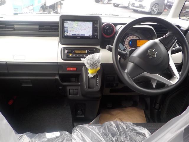 ハイブリッドG ワイド地デジナビ付届出済み未使用車 新車保証(5枚目)