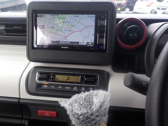 ハイブリッドG ワイド地デジナビ付届出済み未使用車 新車保証(6枚目)