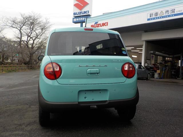 「スズキ」「アルトラパン」「軽自動車」「栃木県」の中古車5