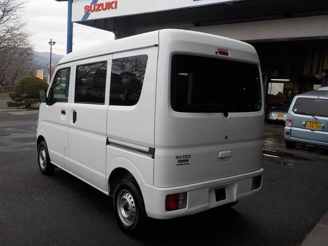 「日産」「NV100クリッパー」「軽自動車」「栃木県」の中古車4