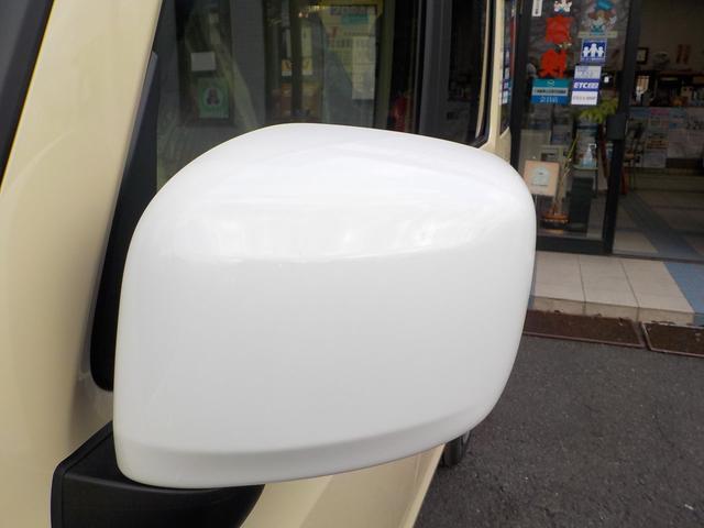 ハイブリッドX マイナー後モデル NWEカラー2-トンホワイトルーフ Bluetooth地デジナビ ハンズフリー USB端子 AUX端子 パワースライドドア シートヒーター 保証付(5枚目)