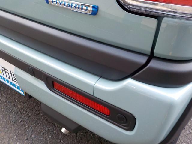 ハイブリッドX Bluetooth地デジナビ付 届出済み未使用車 AUX USB ハンズフリー LEDライト 衝突軽減ブレーキ付 サポカー シートヒーター メーカー保証付(8枚目)