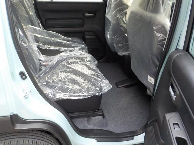 ハイブリッドX Bluetooth地デジナビ付 届出済み未使用車 AUX USB ハンズフリー LEDライト 衝突軽減ブレーキ付 サポカー シートヒーター メーカー保証付(14枚目)