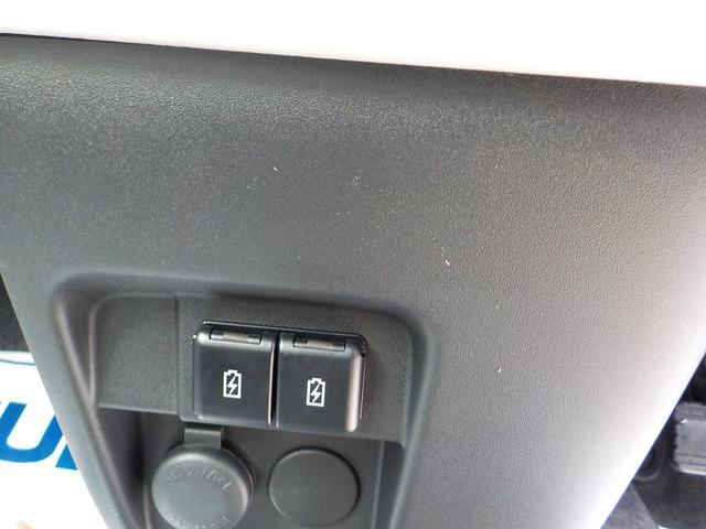 ハイブリッドX Bluetooth地デジナビ付届出済み未使用車 ハンズフリー USB端子 スズキセーフティサポート サポカー 自動ドア スマートキー シートヒーター ベージュ内装 メーカー保証付(8枚目)