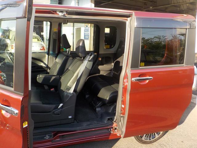 カスタムRS トップエディションSAII 純正8型Bluetooth地デジナビ 後席フリップダウンモニター バックモニター ターボ 両側自動ドア サポカー ワンオーナー ドラレコ 保証付(4枚目)