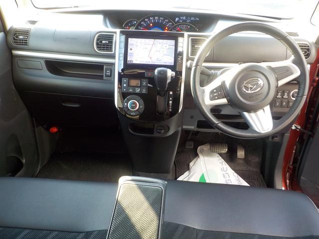 カスタムRS トップエディションSAII 純正8型Bluetooth地デジナビ 後席フリップダウンモニター バックモニター ターボ 両側自動ドア サポカー ワンオーナー ドラレコ 保証付(6枚目)