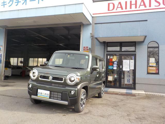 Bluetooth地デジナビ付届出済み未使用車がお買得♪ハイブリッドターボで走りに◎燃費に満足!