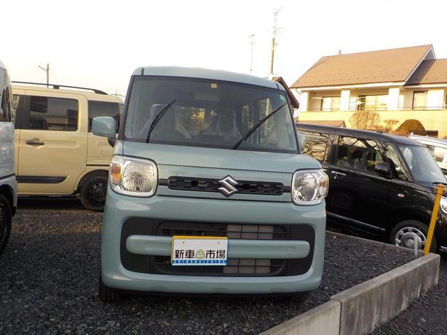Bluetooth地デジナビ付届出済み未使用車がお買得♪スズキゴールド店の当社にお任せ下さい!!フロアマットとドアバイザーも付けます!