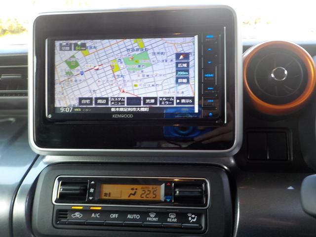 Bluetooth地デジナビ付♪走行中フルセグ地デジやDVD再生♪CDやハンズフリー、Bluetoothオーディオなど機能いろいろ♪