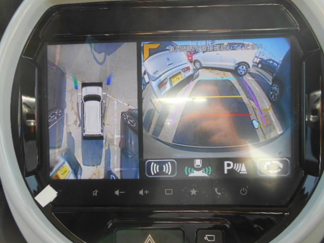 HYBRID Xターボ4WD 全方位モニター付メモリーナビ(13枚目)