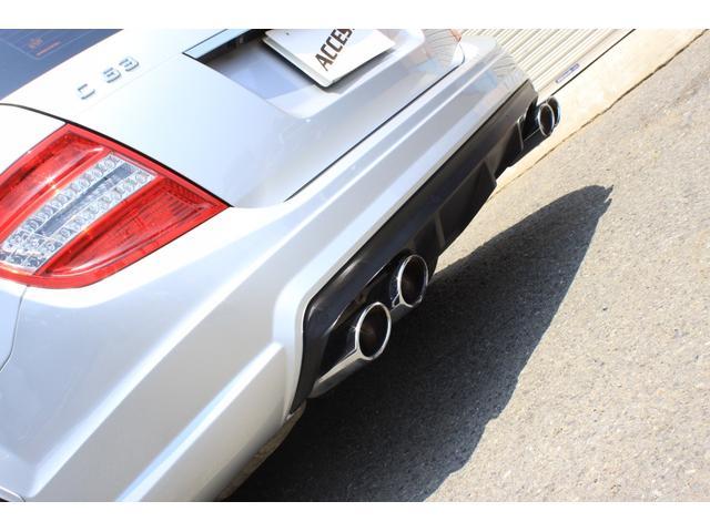 メルセデス・ベンツ M・ベンツ C63 AMG ステーションW右H HDDナビ スマートキ
